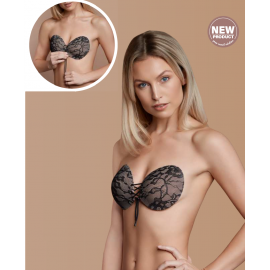 ROUND LACE IT BRA